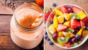Batidas nutritivas