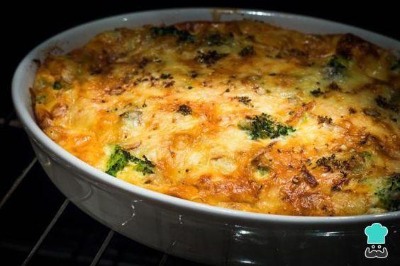 Brócolis gratinado que tal preparar uma iguaria apreciada por todos, bem elaborada mais gostosa de fazer. Uma refeição que turbina sua saúde
