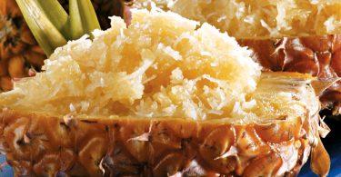 Surpresa de Abacaxi uma sobremesa deliciosa,e o resultado é maravilhoso,prepara ai na sua casa,e até as visitinhas vão adorar e deixa-los com água na boca